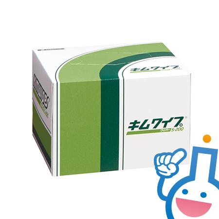 日本製紙クレシア キムワイプ Sサイズ 200枚入り