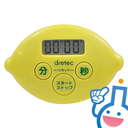 61-3524-14 ドリテック T-525YE レモンタイマー