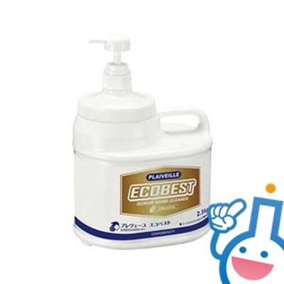3-4814-21 プレヴェール エコベスト 手洗い洗剤 2.5kg