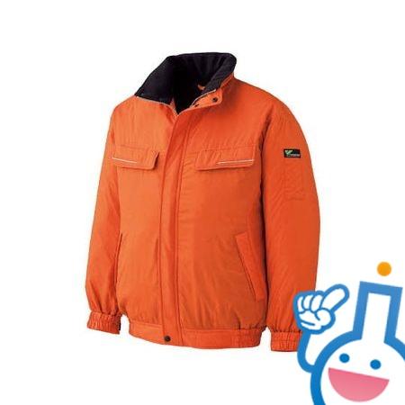 62-3592-30 VE1024UEL 防寒ブルゾン橙