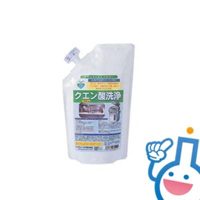 62-6608-28 ドXKE0101 クエン酸洗浄 500g