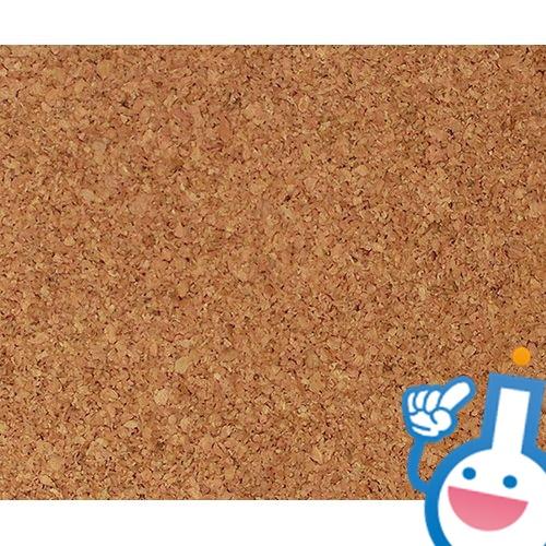 2-1194-04 コルクシート中粒600×450×6