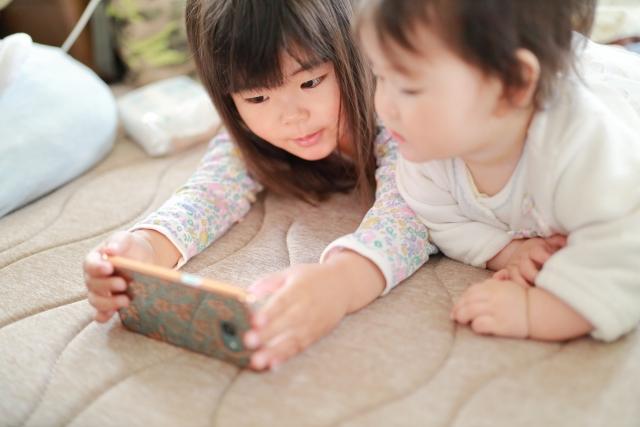 最近の子供は普通にYoutube動画を視聴する