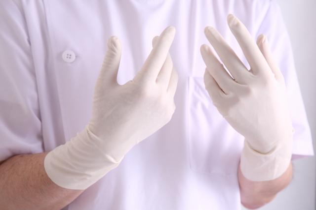 医療現場などで使われる業務用手袋、使ったことありますか?