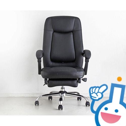 63-5754-04 TMラコール オフィスチェアー ブラック