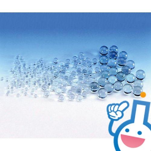 3-8438-01 ガラスビーズφ2 9012402