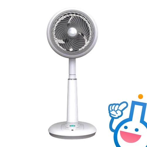 アイリスオーヤマ STFDCV18T(282830)扇風機
