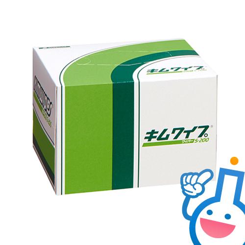 クレシア 小)キムワイプ S-200 200枚入